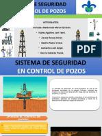 Sistema de Seguridad en Control de Pozos - Los Barrileros