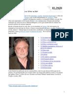 Carlo Frabetti 2016_El País