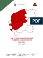 PDU Chimbote_T2_PROPUESTAS