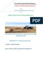 robel  commertial  agriculture