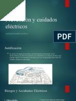 Prevención y cuidados eléctricos