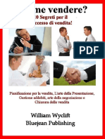 Come vendere_ 10 segreti per il - William Wyclift