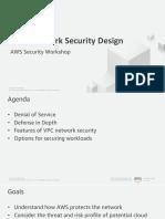 03 Network Security Design