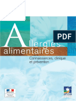Alergies alimentaires