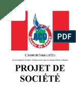 ACO-RDC-projet-de-société-2009