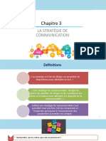 Cours Communication Marketing Chapitre 3
