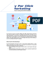 Pay Per Click Marketing - Your Guide to Getting Started With Paid Search