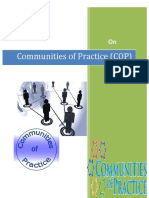 Assignment on Communities of Practices (COP) in Bangladesh