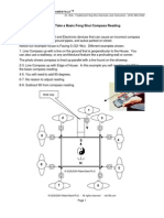 Compass reading - Robert Band Ph. D.