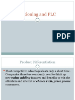 Positioning and PLC