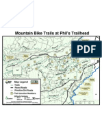 Phils Trail Map Bend Oregon