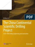 The China Continental Scientific Drilling Project CCSD-1 Well Drilling Engineering and Construction.pdf