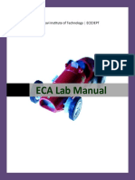 ECA lab manual