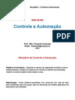 01 - CONTROLE E AUTOMAÇÃO