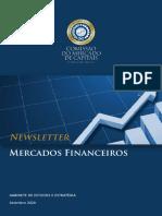 Newsletter dos Mercados Financeiros - Setembro 2020
