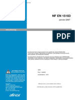 NF P18-985(混凝土结构保护和维修用品及系统的试验方法 防腐蚀试验)