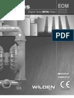 Wilden Pump Manual T15