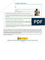 Biologia Molecular y citogenetica tema 3