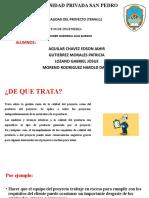 GESTION DE CALIDAD DEL PROYECTO (TEMA11)