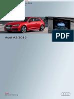 609 - Audi A3 2013