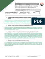 Prueba objetiva N° 16 _ CHAVARRIA MORALES RUSBEL RUFINO