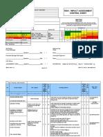 SA2-2375 Risk Assessment