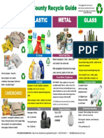 2021 Recycle Guide