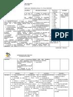Planificação anual 1 e 2 ano