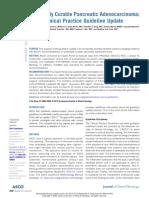 Potentially Curable Pancreatic Adenocarcinoma