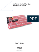Users Guide (PB-MC-AVR28-UG-V1.5)