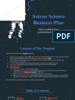 Astron Science Business pPan by Slidesgo.pptx
