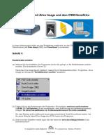 Datensicherung mit OmniDrive & Drive Image
