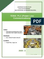 PLC - URP - MAC II