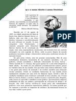 01 - Marcus Garvey e o nosso direito à nossa Doutrina! - AI-BRASIL