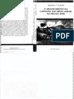 ZEMELLA, Mafalda. O Abastecimento da Capiania das Minas Gerais no Século XVIII.pdf
