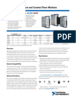 datasheet942_digital_ip_C&T | Electromagnetic Compatibility
