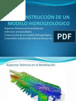 6. CONSTRUCCIÓN DE UN MODELO HIDROGEOLÓGICO