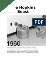 The Hopkins Beast