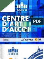Centro de Arte de Alcoy CADA - Obra Social Caja Mediterráneo