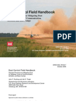 Soilworks Army Dust Control Field Handbook 2006