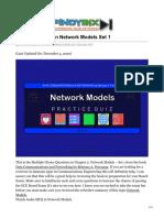 pinoybix.org-Forouzan MCQ in Network Models Set 1