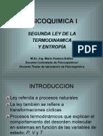 Segunda Ley qmc 1206