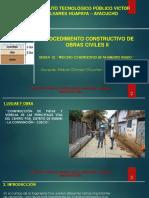 Clase 12 Proced. Constructivo Obras II