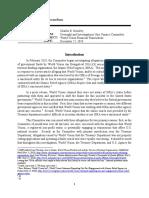 Oversight, 12-23-20, Memo on World Vision Investigation