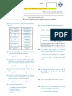 EXAMEN PARCIAL QUIMICA ANALITICA 2020 - 2