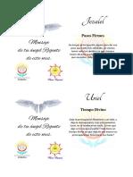 4 mensaje angelical