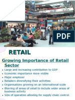 ppt for RETAILING