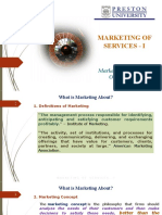 03 (MS-1) - Marketing & Services Organizations