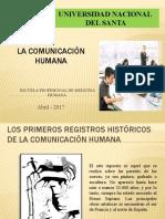 DIAPO DE COM.  HUMANA