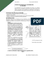 ESTRATEGIAS DE SINTESIS DE LA INFORMACIÓN 2